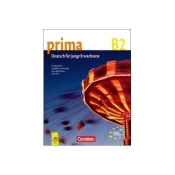 Prima B2 - Учебник по немски език за напреднали