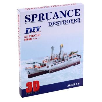 Spruance Destroyer
