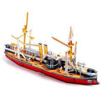 Кораб - 3D Пъзел