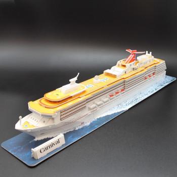 Cruise Ship - 3D Пъзел