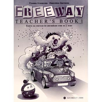 Freeway teacher's book: Книга за учителя по английски език за 2. клас