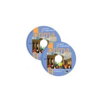 Prima B1 – B2. Комплект CD по немски език