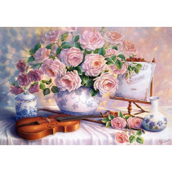 """Copy of """"Roses for the Soiree"""""""