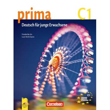 PRIMA C1. Немски език за напреднали