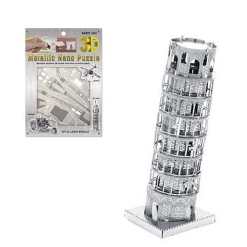 """3D нано пъзел, """"Кулата в Пиза"""""""