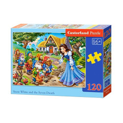 SNOW WHITE AND THE SEVEN DWARFS 120 елемента