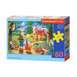HANSEL AND GRETEL 60 елемента