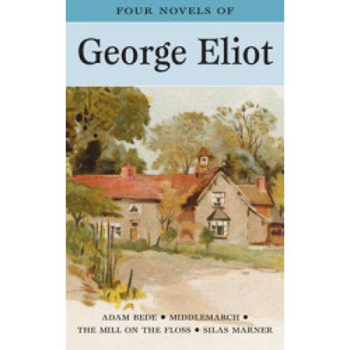 GEORGE ELIOT - FOUR NOVELS /Wordsworth/