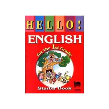 Английски език HELLO! Starter Book за 1. клас