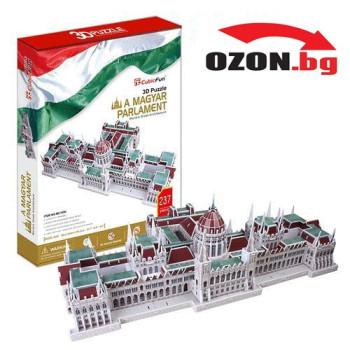 Триизмерен 3D пъзел Hungarian Parliament Building