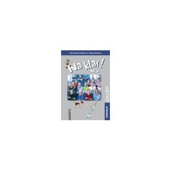 Na klar! NEU: учебна тетрадка по немски език за 6. клас
