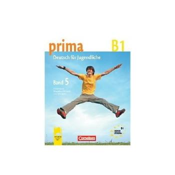 Prima 5: Учебник по немски език за 9. клас