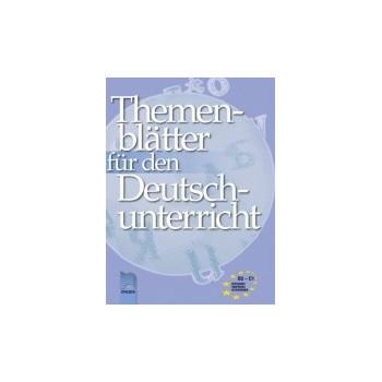 Тематични листове за обучение по немски език