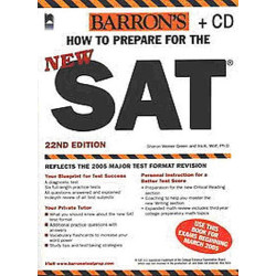 How to prepare for the new SAT + CD