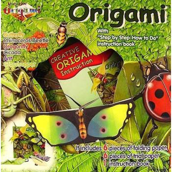 Оригами Насекоми