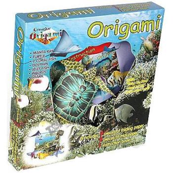 Оригами Животните в Океана