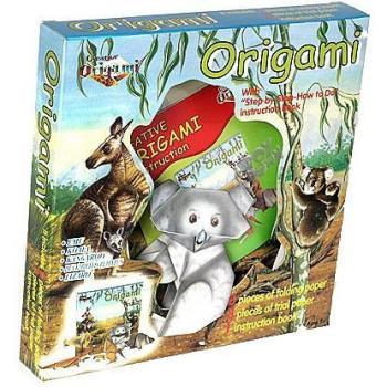 Оригами Животните в Джунглата