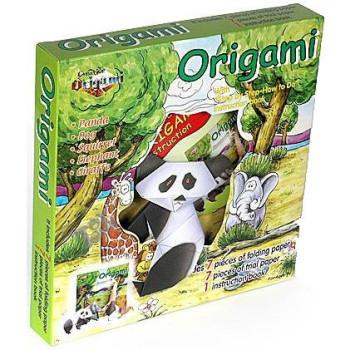 Оригами Сафари