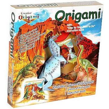 Оригами Динозаври