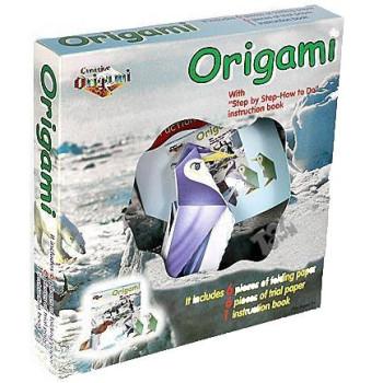 Оригами Животните в Антaрктида