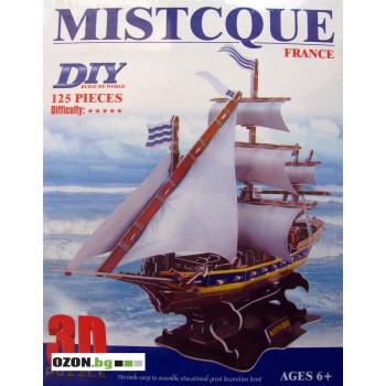 Mistcque France Кораб
