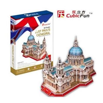 Saint Paul's Cathedral (London)  3D Пъзел