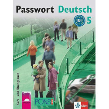 Passwort Deutsch 5: Учебник по немски език за 12. клас